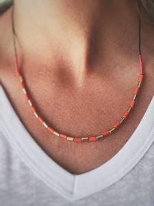 Bilde av Orange - Enamel Tile