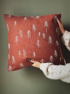 Bilde av Terracotta - Tall Embroidered