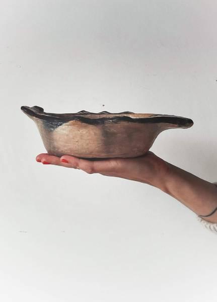Hvit/sort - Nemo Keramikk