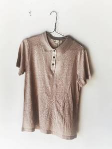 Bilde av Sand - Kali Polo T-skjorte