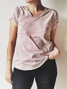 Bilde av Rosa - Vintage T-skjorte