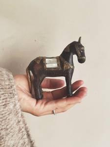 Bilde av Vintage Hest S No.5