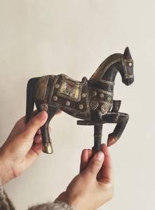 Bilde av Vintage Hest No. 5