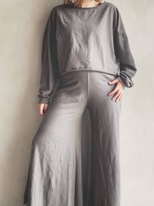 Bilde av Taupe - Yoga Bukse